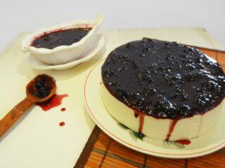 Chesse Cake de Frutos Rojos