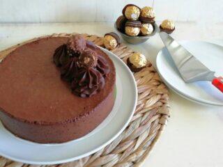 Mousse de Chocolate y Nutella